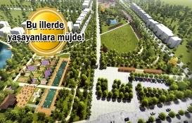 TOKİ'den 129 millet bahçesi geliyor!