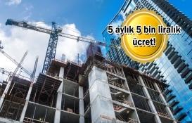 Konkordato talep eden inşaat şirketleri 8 kalem harç ödeyecek!