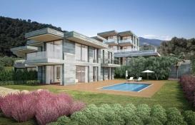 Swiss Otel Residances Bodrum Hill'deki dubleks ev icradan satılıyor!