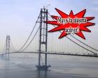 İzmit Körfez Köprüsü'nde iki yaka birleşti!