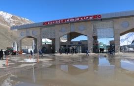 Kapıköy Sınır Kapısı'nda inşaat başladı!