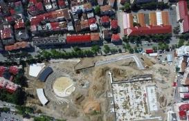 Trabzon Millet Bahçesi Eylül'de açılacak!