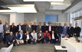 Arap Türk İş Adamları Derneği Kartal Wings'i ziyaret etti!