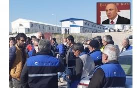 Cengiz İnşaat'ın Mardin'deki şantiyesinde 'işçiler grev başlattı' iddiası!