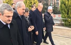 Altan Elmas'ın kayınpederi Alaeddin Şahin son yolculuğuna uğurlandı!