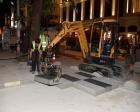 Ankara Kızılay'ın kaldırımları yenileniyor!