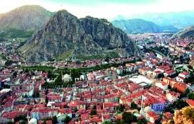 Amasya'da 10 yıllığına kiralık termal otel!