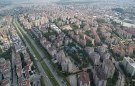 Nilüfer Belediyesi'nden 7 milyon TL'ye satılık arsa!
