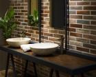Yurtbay Seramik Brick Stone yaşam alanlarına derinlik ekliyor!