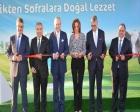 Sütaş Aksaray Biyogaz ve Elektrik Enerjisi Üretim Tesisi açıldı!