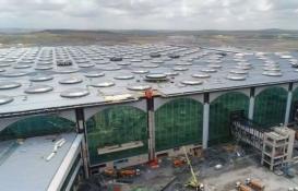 3. havalimanında inşaat son sürat devam ediyor!
