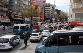 Ankara Demetevler'e çok katlı otopark projesi!