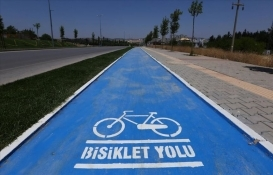 Ankara'ya 56 kilometrelik bisiklet yolu geliyor!