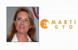 Mine Narin, Martı GYO Yönetim Kurulu Başkanı oldu!