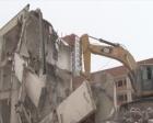 Sivas'taki Selçuklu tarzı medrese inşaatı yıkılıyor!