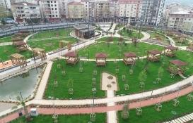 Osman Nuri Ekim'den Akçaabat Millet Bahçesi açıklaması!