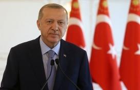 Cumhurbaşkanı Erdoğan'dan İdlib'e 50 konut sözü!