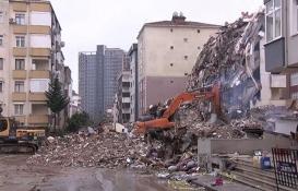 Kartal'da çöken binanın sorumluları yargılandı!