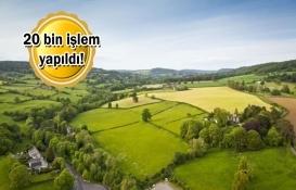 Hazine arazileri yarı bedelle çiftçilere kiralanacak!