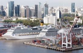 Buenos Aires Limanı'na talibiz!