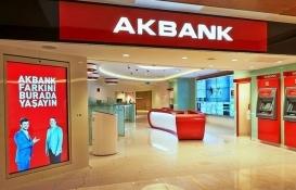 Akbank konut kredisi faiz oranlarında bir indirim daha!