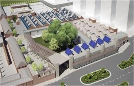 Adana Yeni Müze Kompleksi'nin ikinci etabı tamamlanıyor!