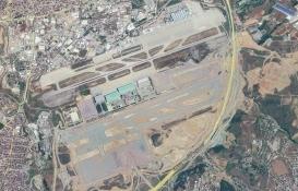 Sabiha Gökçen Havalimanı'nın ikinci pist inşaatında son durum!