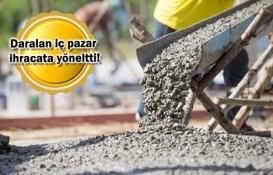Çimento sektörü rotayı ihracata çevirdi!