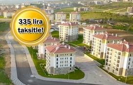 TOKİ'den dar gelirliye 1.631 konut!