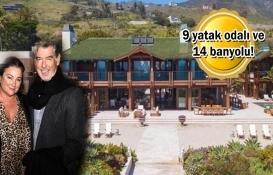 Pierce Brosnan Malibu'daki evini 780 milyon TL'ye satıyor!