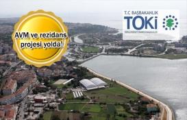 TOKİ'den Küçükçekmece'ye yeni proje!