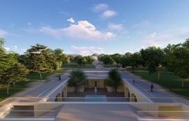 TOKİ'den Gaziantep'e millet bahçesi!
