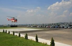 Büyükada heliport