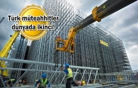 Türkiye'nin en büyük 10 inşaat şirketi!