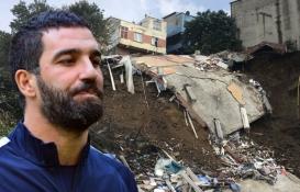 Sütlüce'de yıkılan binanın sahibi Arda Turan'a dava açacak!