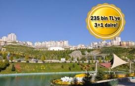TOKİ Ankara Kuzeykent'teki konutları açık artırmayla satacak!