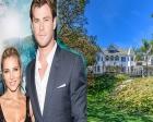 Chris Hemsworth'un Avustralya'daki evi 6.5 milyon dolar değerinde!