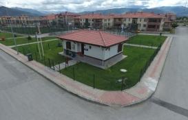 Erzincan'da muhtarlık binası olmayan belediye kalmayacak!