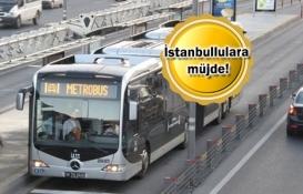 İstanbul'a yeni metrobüs hatları geliyor!