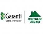 Garanti Mortgage'dan ilk evini alanlara 300 TL bonus!