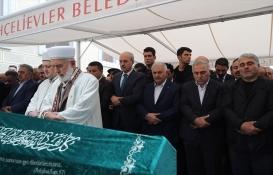 TOKİ Başkanı Ergün Turan'ın babası Enver Turan defnedildi!