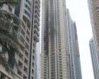 Dubai Sulafa Kulesi'nde yangın çıktı!
