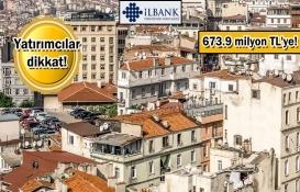 İller Bankası 4 ildeki 11 gayrimenkulü satışa çıkardı!