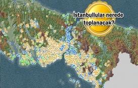 Deprem toplanma alanlarına ne oldu?