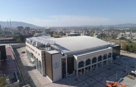 Bursa Yıldırım'da spor tesisi yatırımları hız kesmiyor!