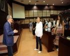 Yılmaz Büyükerşen'den İYTE öğrencilerine şehir planlama dersi!
