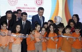 Ankara'da 1513 tasarım-beceri atölyesi açıldı!