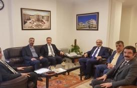 Elazığ'da TOKİ konutları için protokol imzalandı!