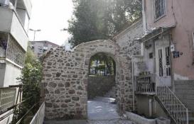 Bakırköy'de tarihi kilise üzerine turistik tesis inşaatı!