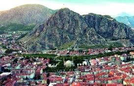 Amasya'da 7.2 milyon TL'ye icradan satılık tarla!